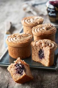 13-muffins-aux-marrons-coeur-myrtille-sabaton